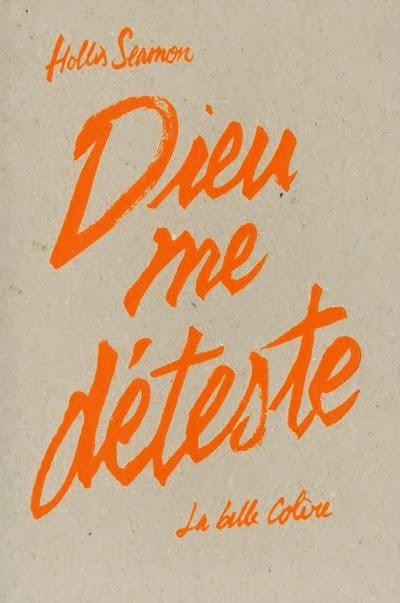 """couverture du livre """"Dieu me déteste"""""""