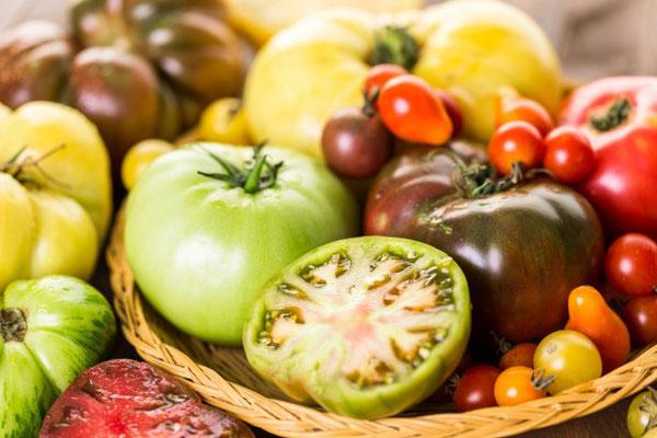 photo de tomates