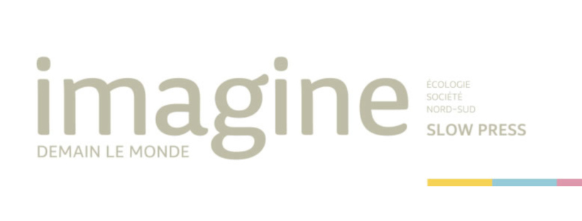 logo du magazine Imagine Demain le Monde